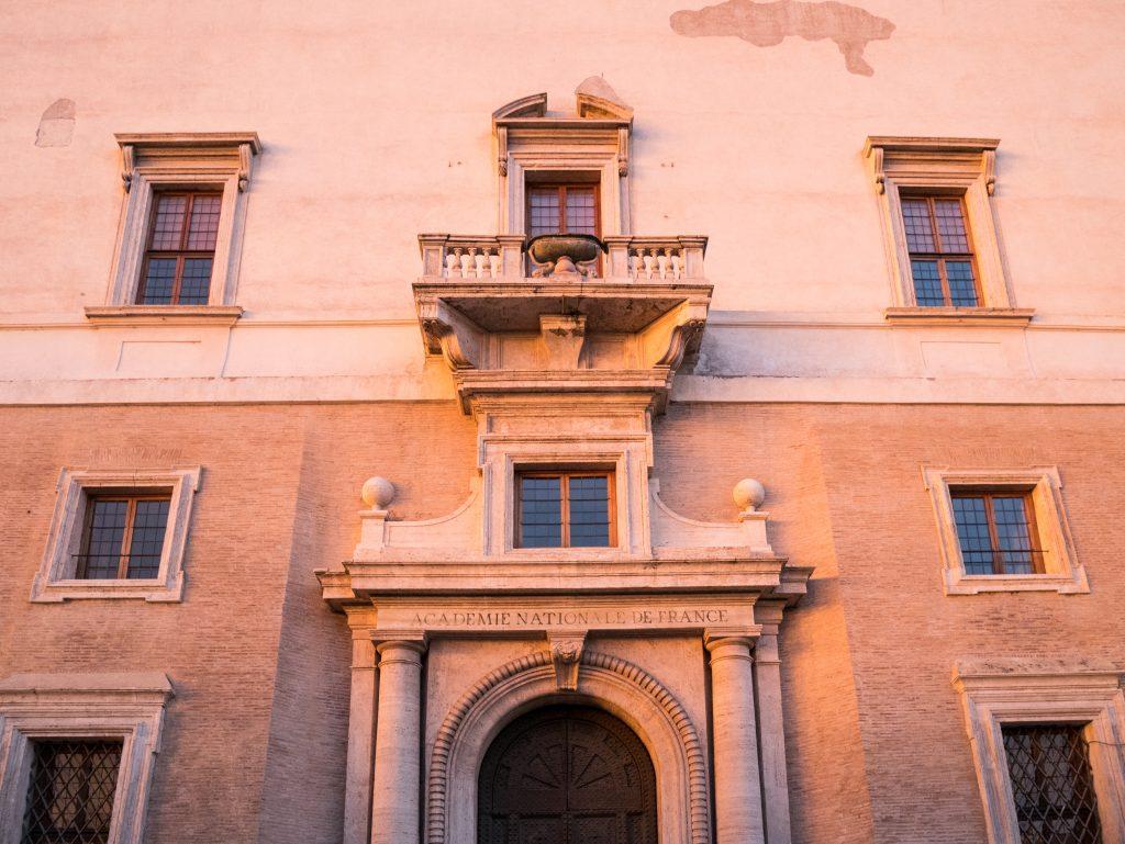 Villa Medici Horaires