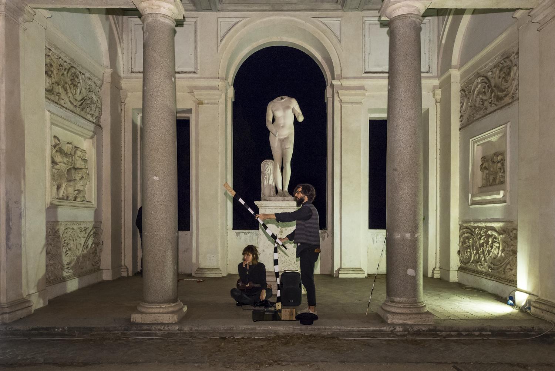 Notte Bianca Villa Medici Foto