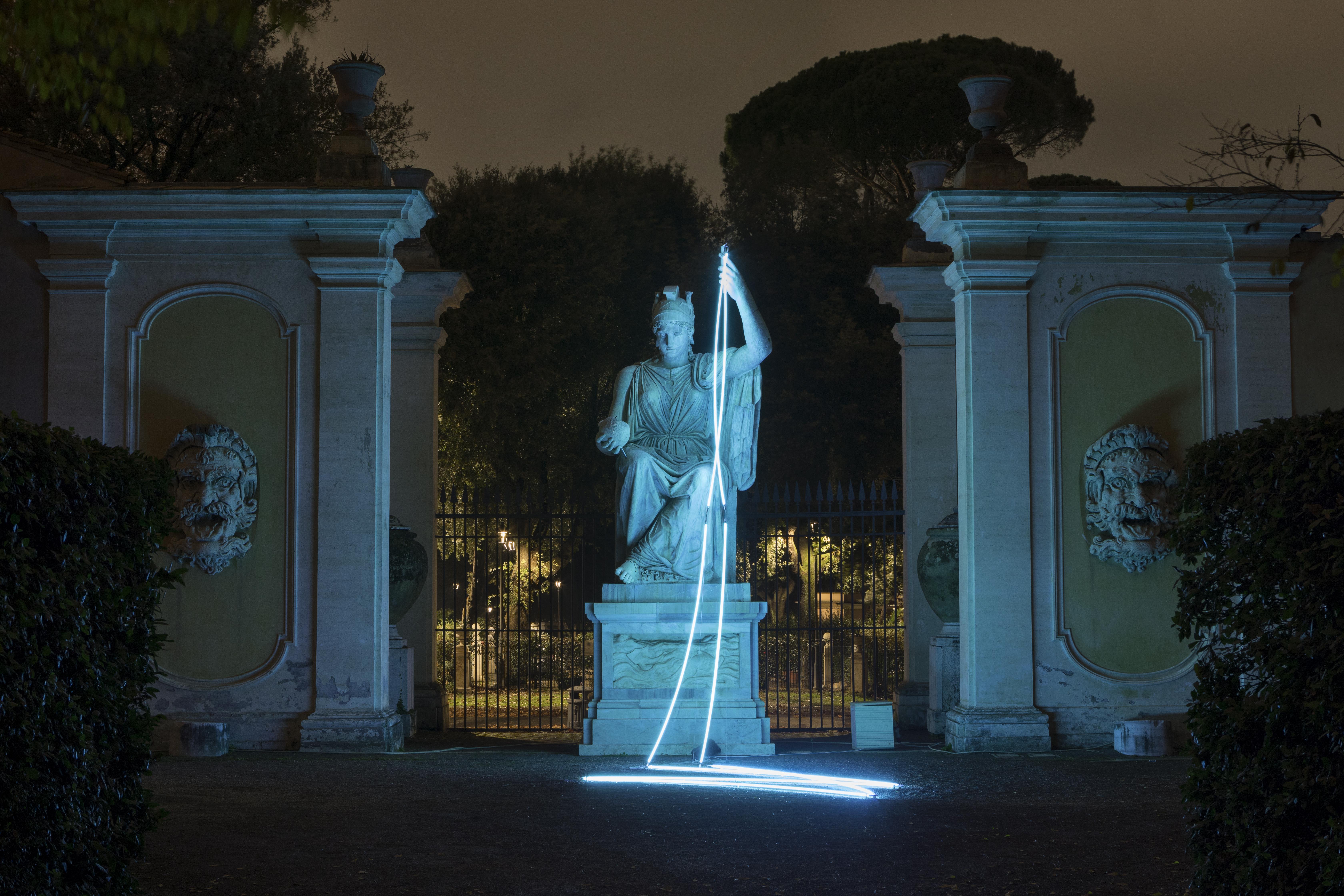 Ouvert la nuit festival des lumières villa medici
