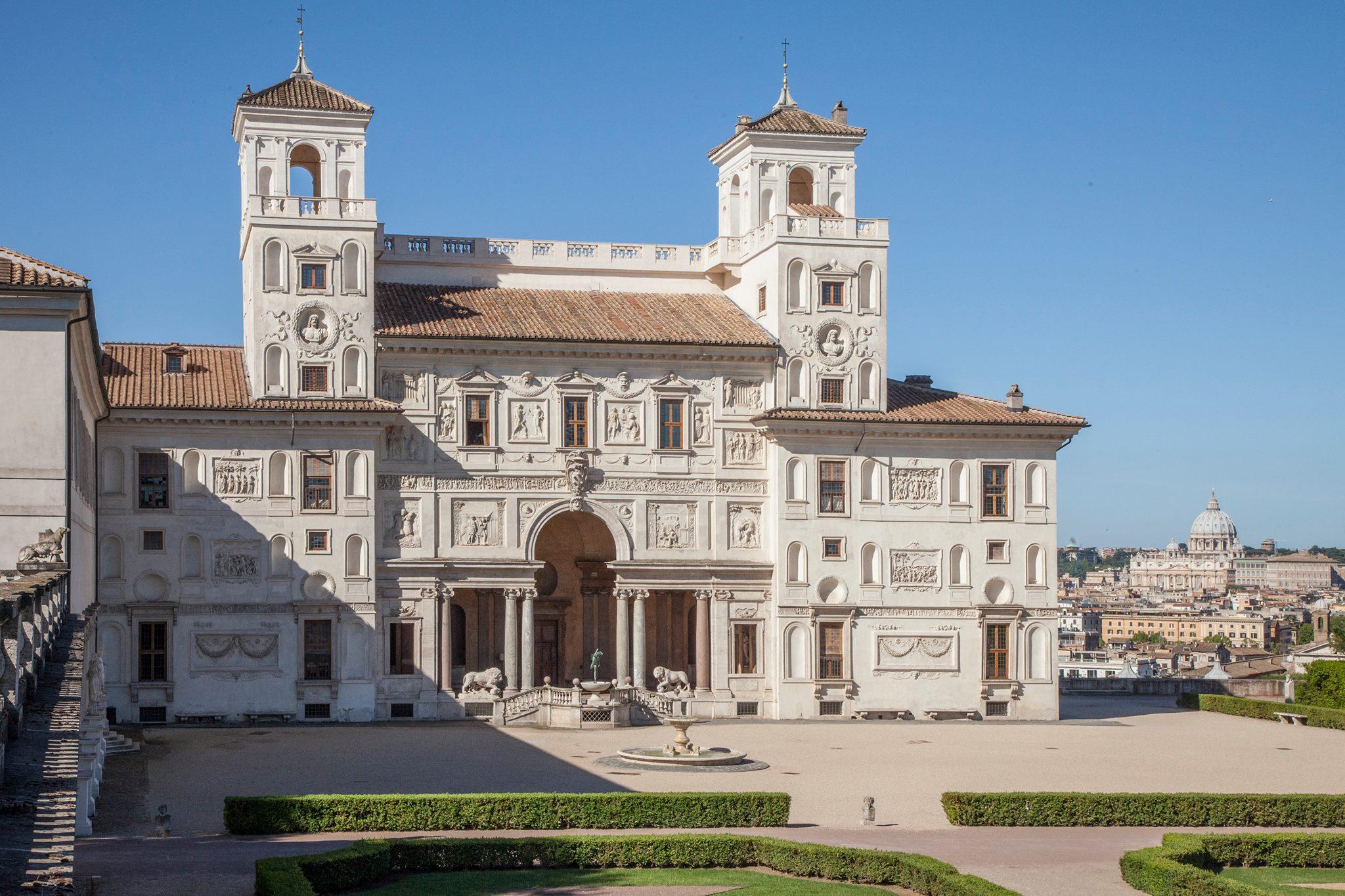 Visits - Villa Medici